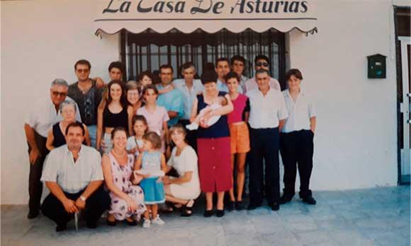 terraza la casa de asturias años 90